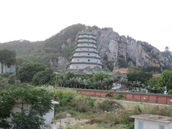 Queshi Scenic resort- pagoda 2