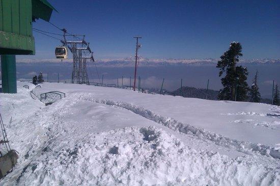 Apharwat Peak