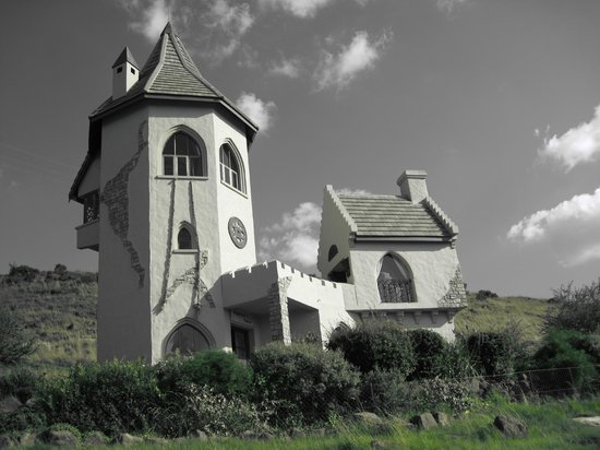 Castle in Clarens: The Castle