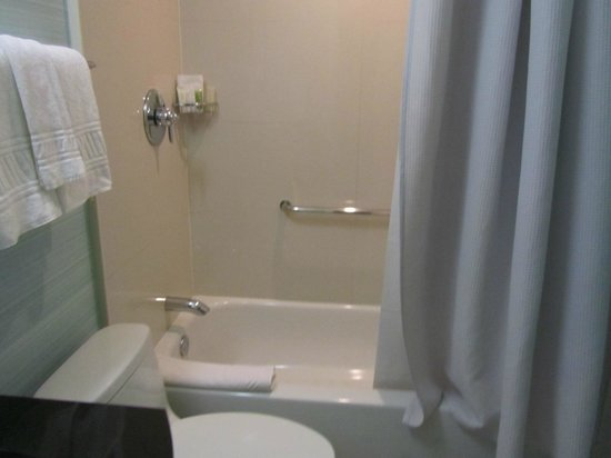 Hotel Mela: Baño