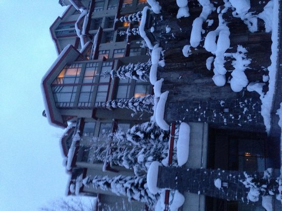 The Westin Resort & Spa, Whistler: Winter wonderland