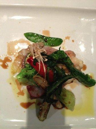 tuna - picture of le concert de cuisine, paris - tripadvisor