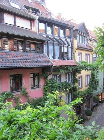 Schwarzwaelder Hof Hotel: View from my window