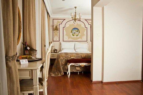 Asmali Hotel: Deluxe Room