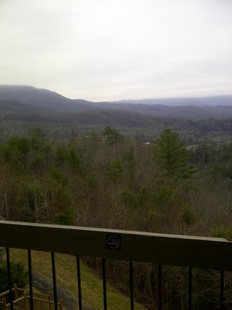 Deer Ridge Mountain Resort: Spectacular views!!!