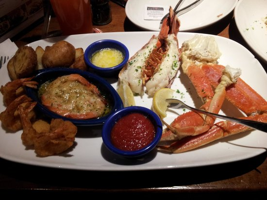 Red Lobster: what i order every time