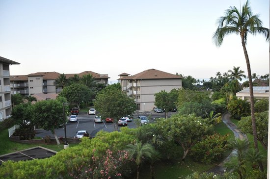 Maui Coast Hotel: View from room 425