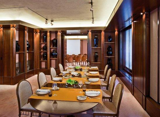 Park Hyatt Milan: Boardroom