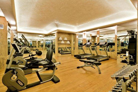 Park Hyatt Milan: Gym