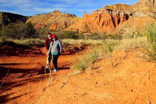 Palo Duro Canyon State Park: Hiking