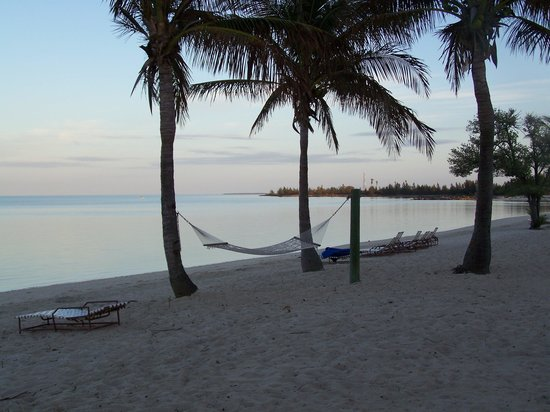 Old Bahama Bay: Peaceful