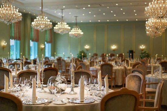 Hotel Adlon Kempinski : Palais ballroom