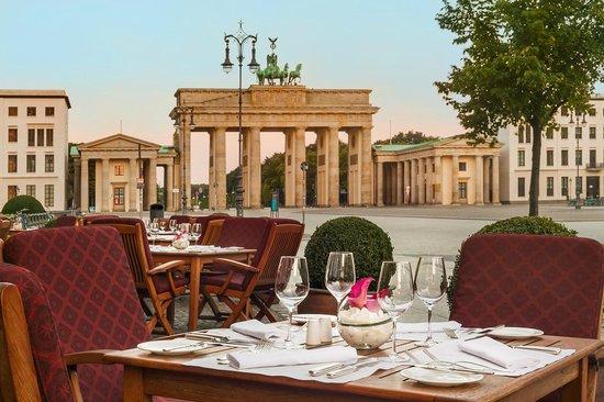 Hotel Adlon Kempinski : Restaurant Quarré
