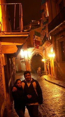 El Meson de los Poetas: Calles hermosas (positos)