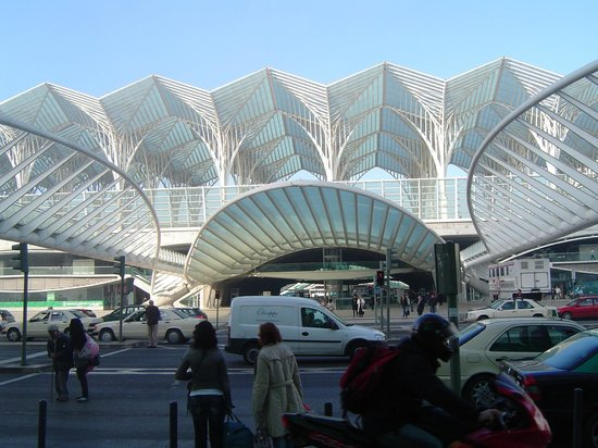 Estacao Gare do Oriente