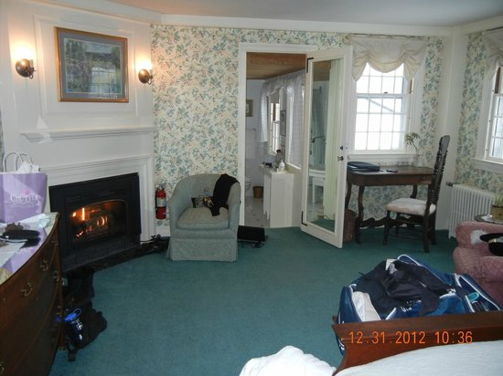 Adair Country Inn & Restaurant: Room