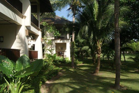 Layana Resort and Spa: garden rooms