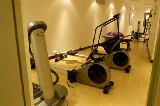Protea Hotel North Wharf Waterfront: Gym