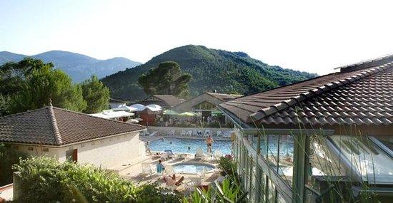 Domaine de L'Espinet: Vue piscine