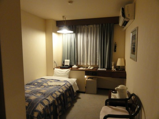 Hotel Grand Palace Shiogama : single Room