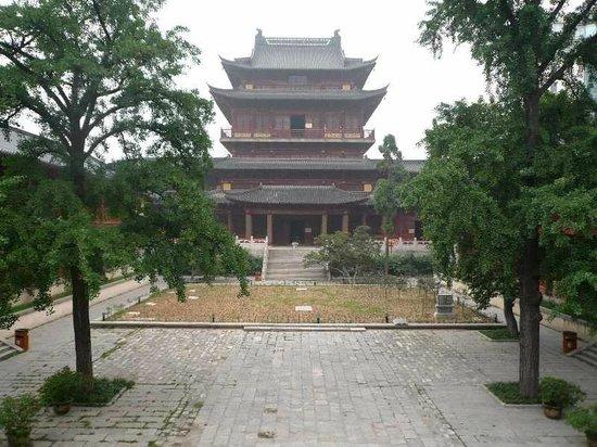 南京毗卢寺