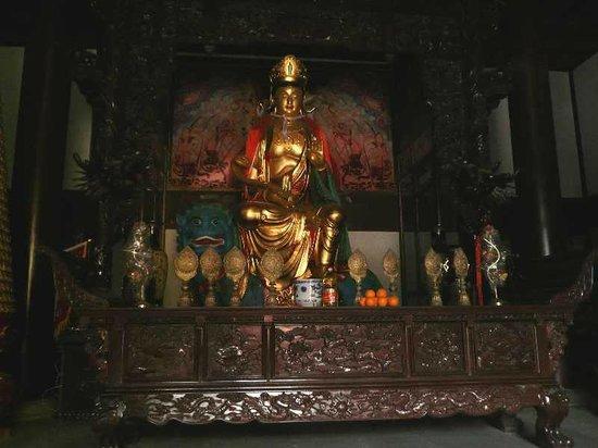 Nanjing Pilu Temple: 6 文殊菩薩