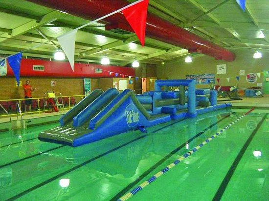 Thornaby Pool: Aqua Run