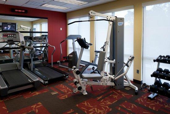 Courtyard Bristol: Fitness Center
