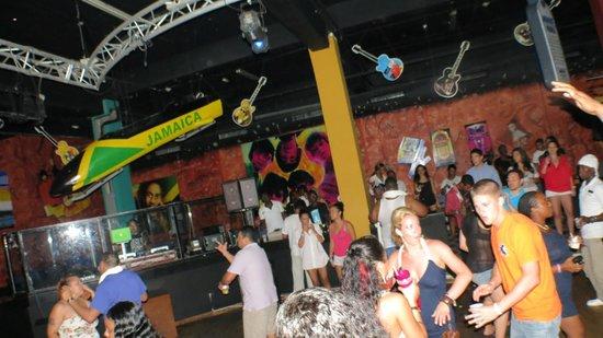 Night Club Picture Of Grand Palladium Jamaica Resort