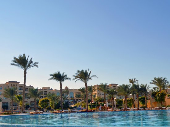 Cleopatra Luxury Resort Sharm El Sheikh:                   Главный корпус