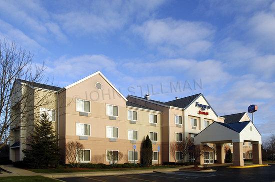 Fairfield Inn Kalamazoo West : Fairfield Inn by Marriott West Kalamazoo