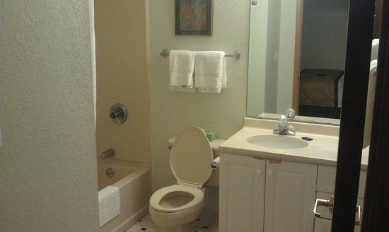 Extended Stay America - Atlanta - Perimeter - Peachtree Dunwoody: Bathroom