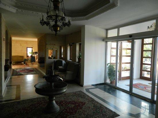 Heybe Hotel: Lobby