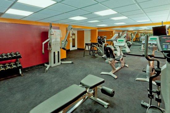 BEST WESTERN Plus Rockville Hotel & Suites: Fitness Center