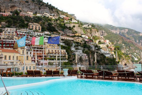 Covo Dei Saraceni: view from the pool