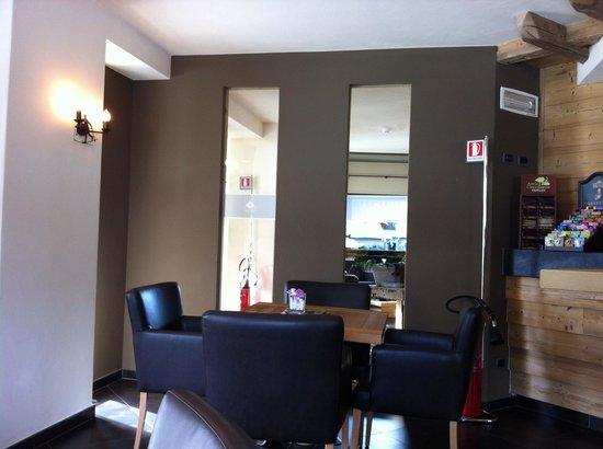Hotel Vedig : Bar Area