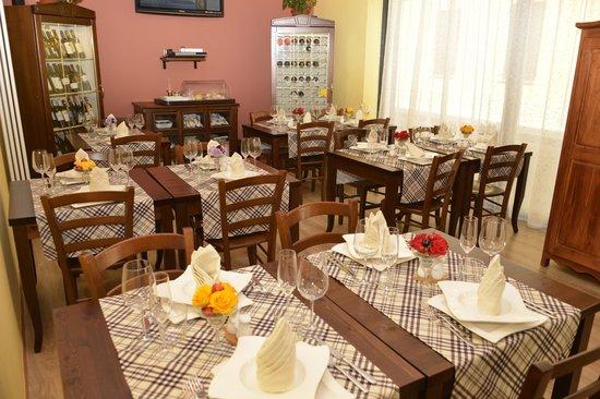 La Cucina Del Poz: piccolo ristorante con cucina tradizionale rivisitata
