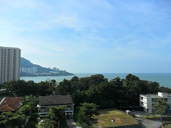 Copthorne Orchid Hotel Penang: view from my room