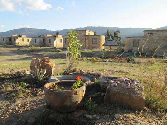 Agoro Lodge - Adigrat (Etiopía)