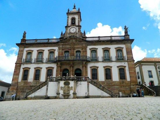 Praça Tiradentes: Museu da Inconfidência - Pça Tiradentes