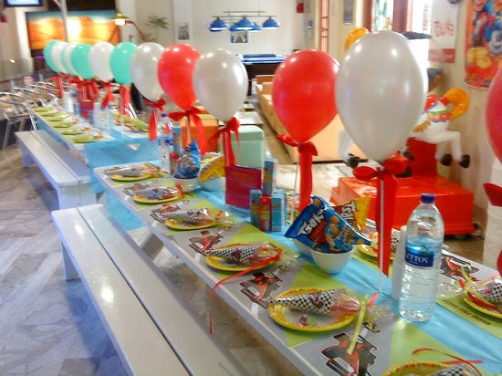 Escape Land : Birthday Kid's party
