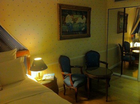 Hotel de l'Academie: Room 207