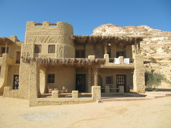 Taziry Ecolodge Siwa: rooms