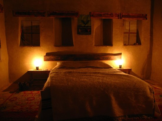 Taziry Ecolodge Siwa: inside room