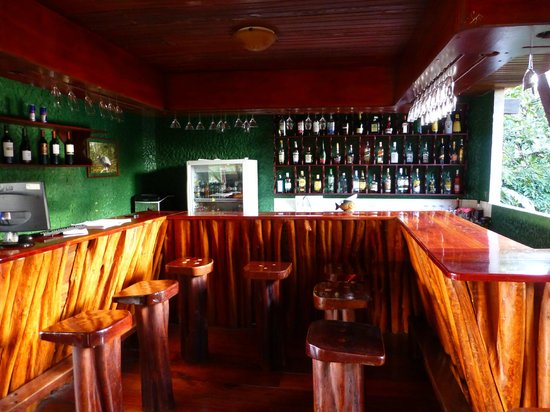 Napo Wildlife Centre: Bar