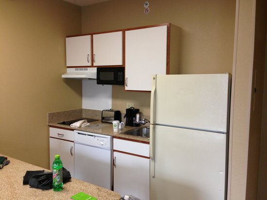 Extended Stay America - Secaucus - New York City Area: angolo cottura