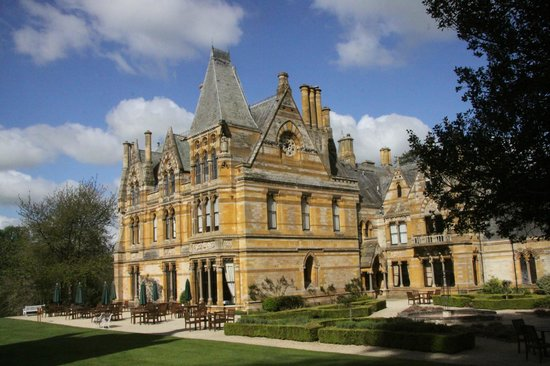 Ettington Park Hotel: Beautiful setting