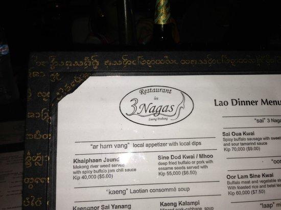 3 Nagas Luang Prabang MGallery by Sofitel: 3g3
