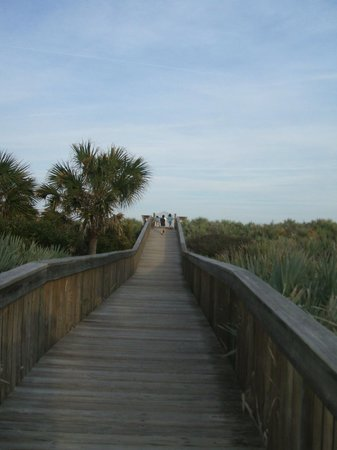 Cinnamon Beach at Ocean Hammock Beach Resort: beach