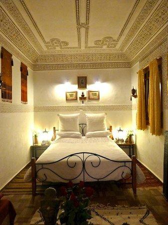 Maison Mnabha : Our bedroom